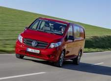 Mercedes-Benz Vito Mixto